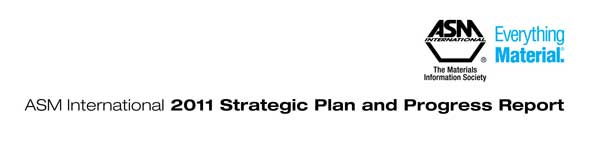 Strategic Plan and Progress Report